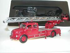 Minichamps 439140072, Magirus-Deutz S 6500 DL 30, 1956, Feuerwehr, 1/43 OVP