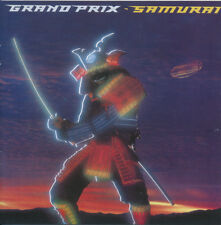 Samurai by Grand Prix (CD NEW in JEWEL CASE