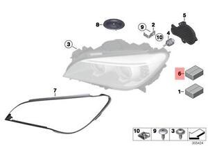 Genuine BMW 7 Series F01 F02 F03 Headlight Screws Repair Kit OEM 63117225228