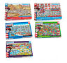 Where's Wally Jigsaw Puzzle 100 to 1000 Pieces Sea, Jurassic, Aztec Paul Lamond