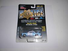 Racing Champions Police USA 1960 Chevy Corvair New Orleans LA Police #49