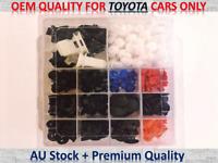 FOR TOYOTA Trim Body Rivet Retainer Door Panel Bumper Fastener Clips Pack of 220