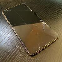 Apple iPhone XS Max - 256GB - Gold (Verizon) A1921 (CDMA + GSM) READ DESCRIPTION