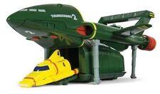 Hornby Corgi Thunderbirds Tb2 and Tb4 Die Cast Model Greenyellow