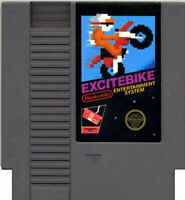 Excitebike - Nintendo NES Game Authentic