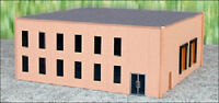 HO Promotex 6324 Modern Tilt-Up Office Building Kit - Sand