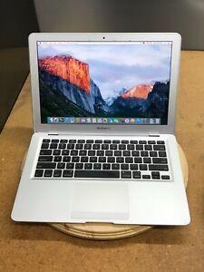 "Apple MacBook Air A1304 Late-2008 Core 2 Duo 1.6GHz 13"" 2GB RAM 120GB SSD READ"