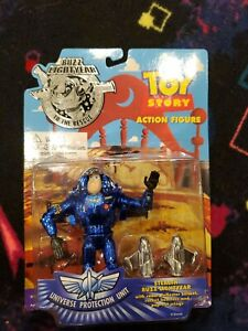 New RARE Disney 1996 Thinkway Toy Story Stealth Buzz Lightyear Action Figure