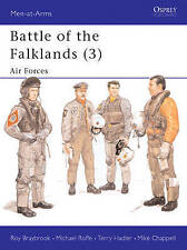 BATTLE FOR THE FALKLANDS (3): AIR FORCES., Braybrook, Ray., Used; Very Good Book