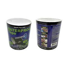 Waterproof Flex Tape Instantly Stops Leaks 4 X 5 2 Pack