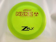 Discraft Z-Flx Nuke Green w/ Red/Holographic Stamp 174g -New