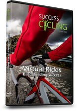 Base Building Success Turbo Training DVD for Winter Indoor Cycling Fitness