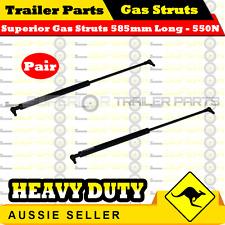 Superior 2 x Superior Gas Struts 585mm Long 550N - TRAILER CARAVAN TENT