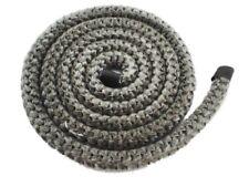 Ø 12 mm, Ofendichtschnur, Dichtschnur, 1,5 m , grau, Ersatzteil für Kamin