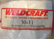 PC 30 Kreis Schneidens Adapter Plasmabrenner 30-11 weldcraft orignal gemacht in