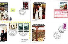 Vatican  Jean Paul II  FDC&/or max card  div lot II   283