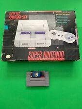Super Nintendo Control Set