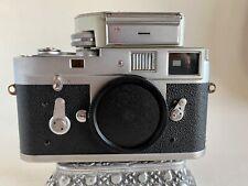 Leica m2 + Leica Meter funzionante!! Appena revisionata Test Pellicola!!