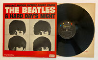 The Beatles - A Hard Day's Night - 1964 US Mono 1st Press (NM-) Ultrasonic Clean