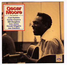 Oscar Moore Jazz Guitar CD Fresh Sound Carl Perkins Curtis Counce