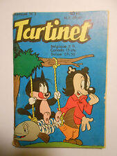 TARTINET n° 3 - Société Française de Presse - Janvier 1960