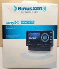 New Sirius Xm Xdnx1V1 Onyx Dock-and-Play Satellite Radio With Car Vehicle Kit