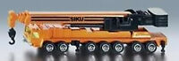 *NEW* 1623 SUPER SIKU Mega Lifter 16 Wheeled Crane Die-cast Model Vehicle