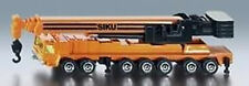 *NEW* 1623 SUPER SIKU Mega Lifter 16 Wheeled Crane Die-cast Model Vehicle
