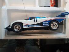 Vintage RC coche Nissan Skyline March 85G En Muy Buen Estado Tomy Tomica