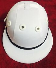 Polo Helmet Traditional Cotton Twill Fibreglass /& Pair Of Polo Knee Guard