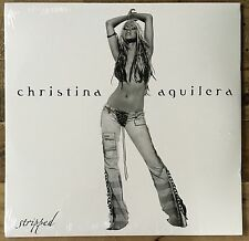 Christina Aguilera - Stripped LP [Vinyl New] Double LP  Beautiful / Dirrty
