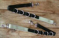 Miniature Mini Horse, Miniature Donkey .. Adjustable Nylon & Elastic Side Reins