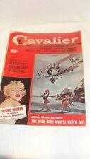 1960 CAVALIER MAGAZINE  - BACKISSUE