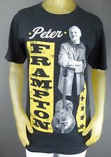 Peter Frampton 2011 Tour Size S Shirt Rock Music Musician Concert Never Worn B1