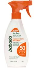 babaria Sonnenmilch-Spray Intensive LSF 50 250 ml (6,00 €/100ml)