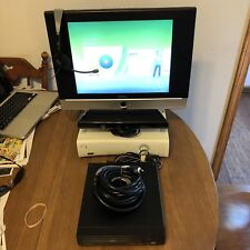 XBOX 360 Gaming Console With TV, Kinect, DVD Player, Headset