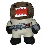 """Ghostbuster Domo Stuffed Plush With Proton Pack and Particle Thrower 10"""""""