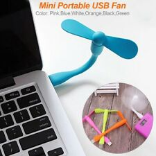 **NEW** USB FAN Gadget Portable Flexible Multiple Colors