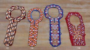MINIMUM 2 pcs, Collar, Turkoman, VINTAGE, FREE Shipment With FedEx 12632-145-158