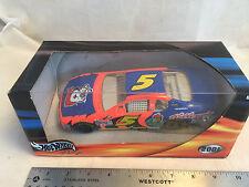 2001 Hot Wheels Racing Terry Lebonte #5 Kellogg's Tony Chevy NASCAR 1:24 Scale