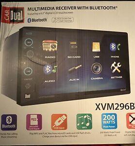 Dual Multi Media Receiver XVM296BT