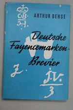 Artur Behse - Deutsche Fayencemarken Brevier