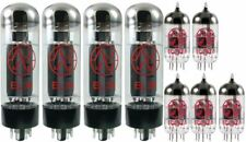 Carvin V3 - New PREM JJ ELECTR Full Tube Replace Set
