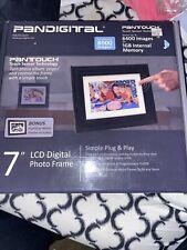 Pandigital 7 Inch Digital Photo Frame