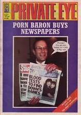 PRIVATE EYE 1016 - 1 Dec 2000 - Richard Desmond - PORN BARON BUYS NEWSPAPERS