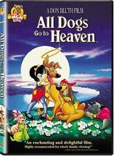 All Dogs Go to Heaven - DVD - VERY GOOD