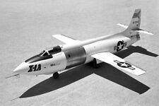 BELL X-1A ON LAKEBED X-1 / X1 12x18 SILVER HALIDE PHOTO PRINT