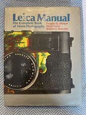 New listing Leica Manual - The Complete Book Of 35mm Photography - 15th Ed. 1973
