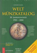 Battenberg Weltmünzkatalog 20. Jahrhundert 1901 - 2000  (46. Auflage 2018/19)