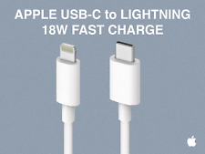 ORIGINAL Apple 18W USB-C Lightning Charging Cable For iPhone 11 12 Mini Pro Max